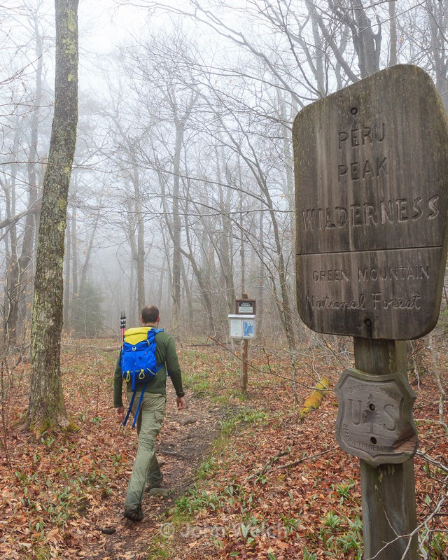 - Vermont & Long Trail