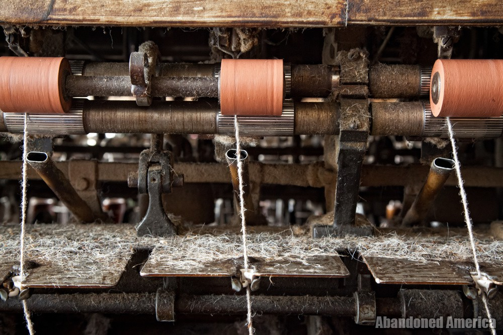 Wilde Yarn Mill (Manayunk, PA) | Ready to Roll - Wilde Yarn Mill
