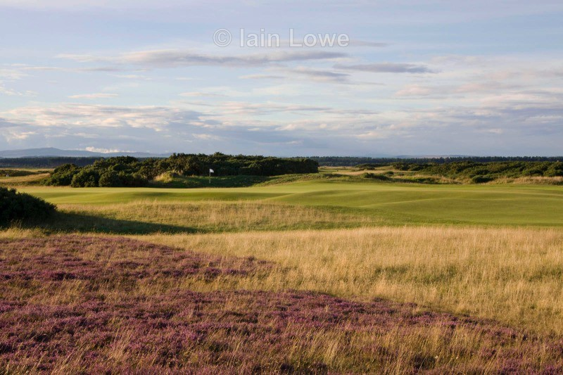 Old Course 6th Heathery Out - St Andrews Old Course Hole-by-Hole