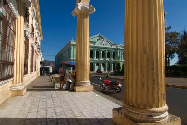 Santa Ana Arch - Travel