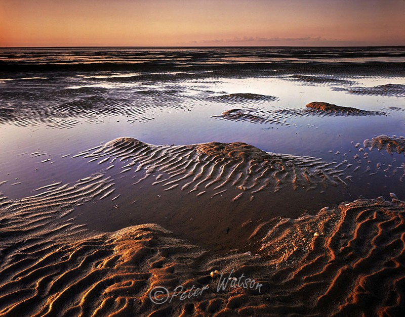 Hoylake Wirral England - Seascapes