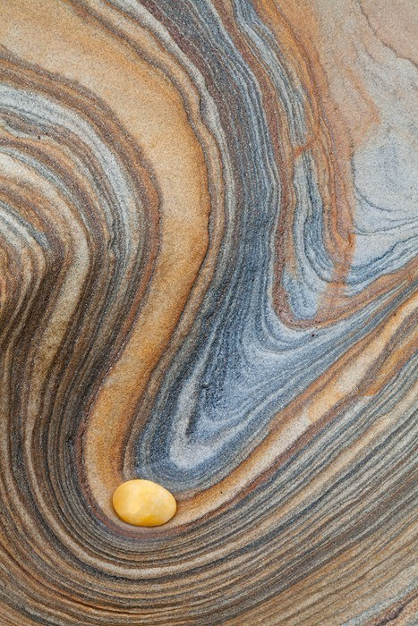 Rock Pattern | Abstract Sandstone Lines and Patterns