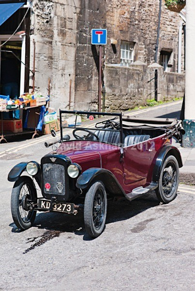 Austin 7 Tourer - Leica Photography