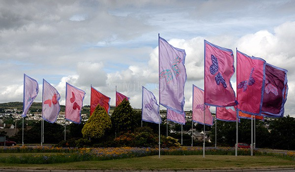 Flags & Roundabouts - Different...