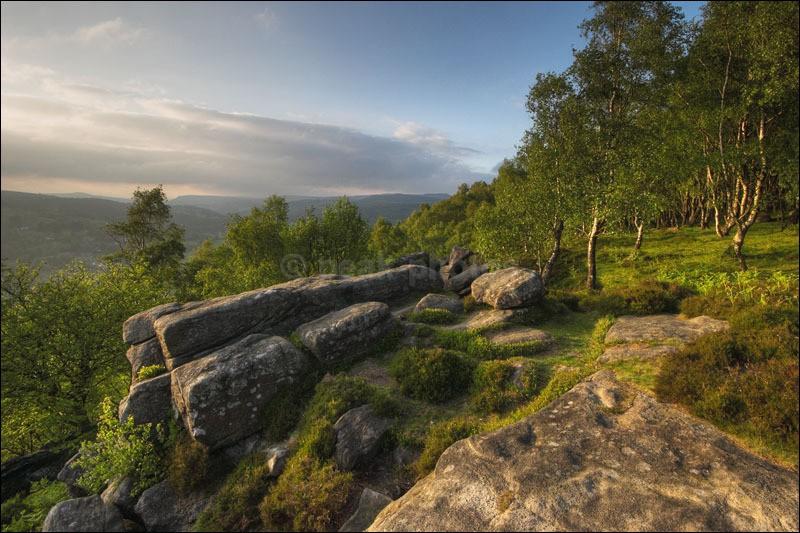 Frogatt Edge - Peak District | Dark Peak