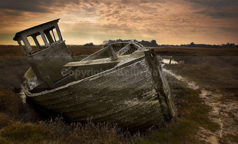 Thornham Wreck - Latest Work
