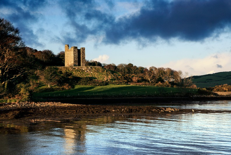 The Winter is Coming - Castleward Landscapes