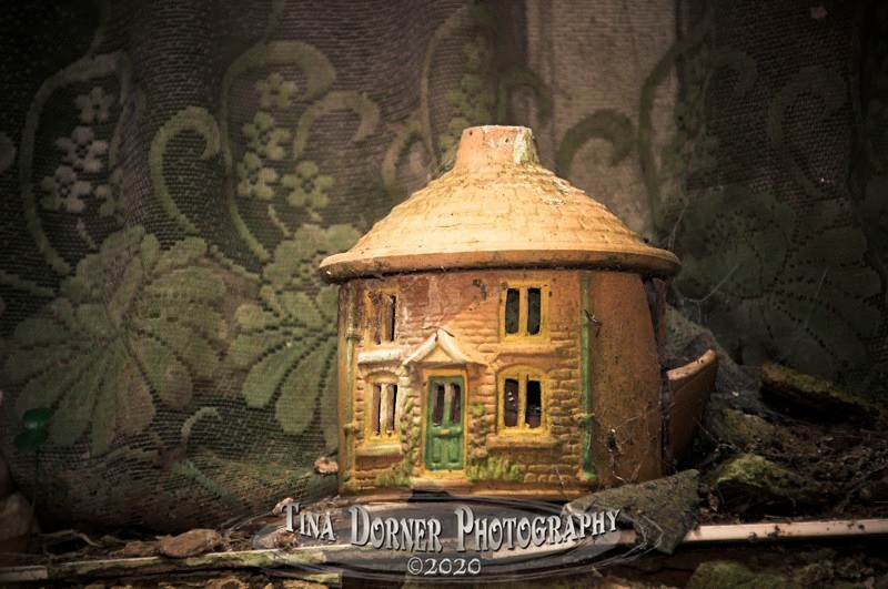 Little lost House by Tina Dorner Photography.  Forest of Dean and Wye Valley, Gloucestershire