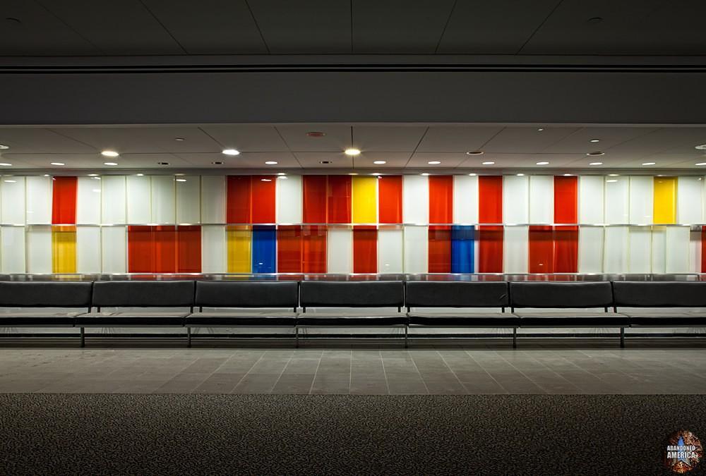 Bell Labs (Holmdel, NJ)   Modernist Panels - Bell Labs