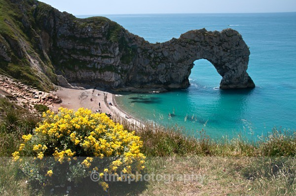 Durdle Door. - Places of Interest