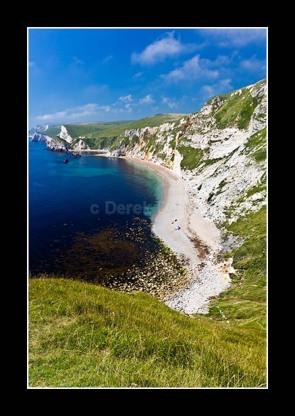 Looking along the coast #4 - Dorset