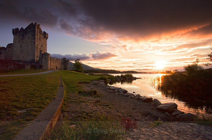 Ross Castle - Landscapes of Ireland - The History