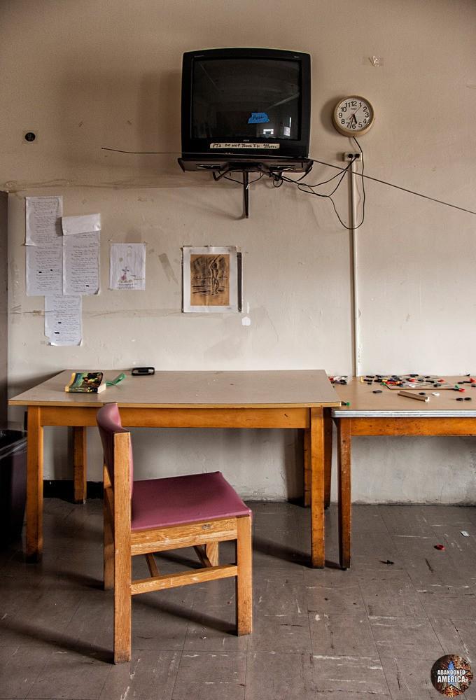 Overbrook Asylum (Cedar Grove, NJ) | Do Not Touch TV Ask Staff - The Essex County Hospital Center