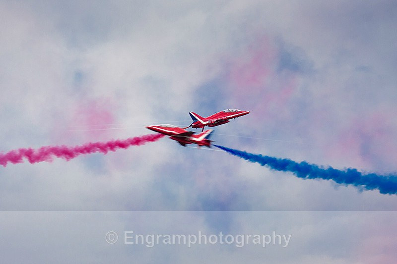 Reds Arrows synchro pair-R3324 - Aviation