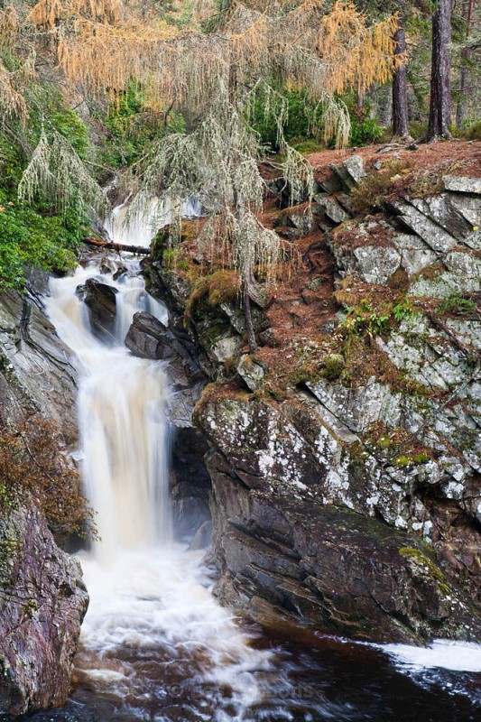 Bruar falls 2 - Perthshire