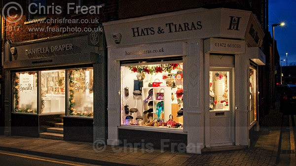 Seaview Street 2, Cleethorpes - Nocturnal Townscapes