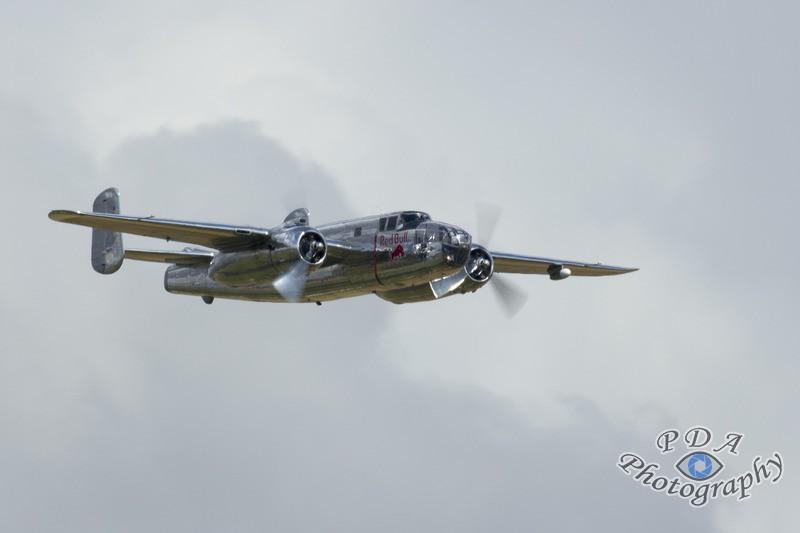 27 B-25 Mitchell