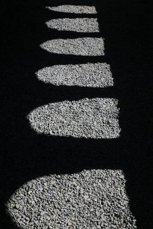 Cloister Shadows - Shapes and Skies