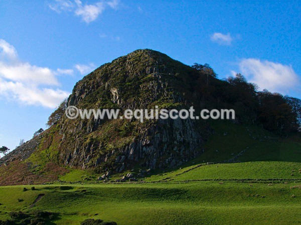 Loudoun Hill, Ayrshire, Scotland - Wildlife & Landscape