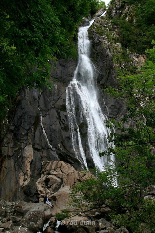 Aber Falls,  Wales - Wales