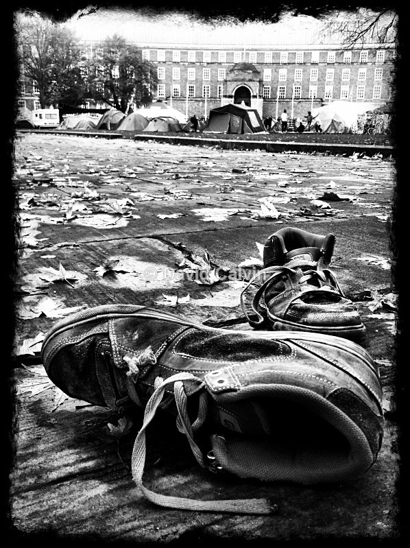 Trainers - Occupy Bristol
