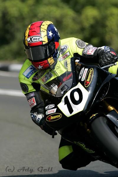 Raymond Porter - Racing