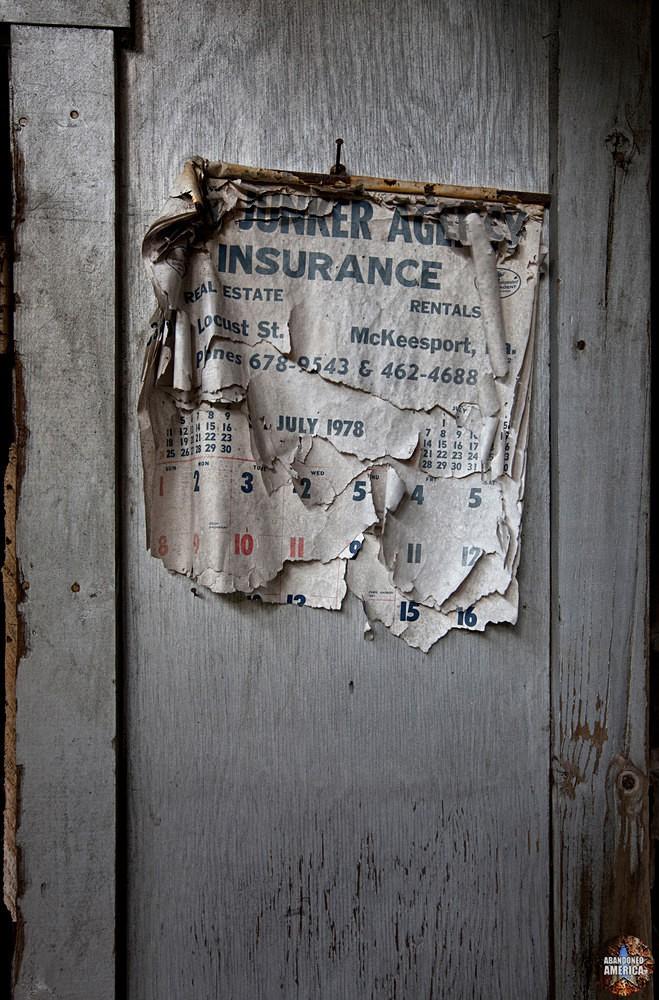 Fort Pitt Casting Co. (McKeesport, PA)   Insurance Calendar - Fort Pitt Casting