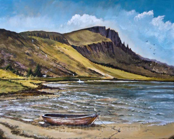 Old Man of Storr, Skye - Original Work FOR SALE