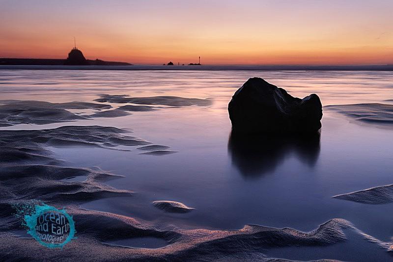 Summerleaze Silhouette - Seascapes