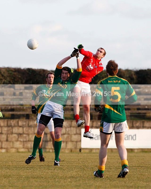 _MGN8360 - Meath v Louth  McGeough Cup Senior Football 03/01/2010