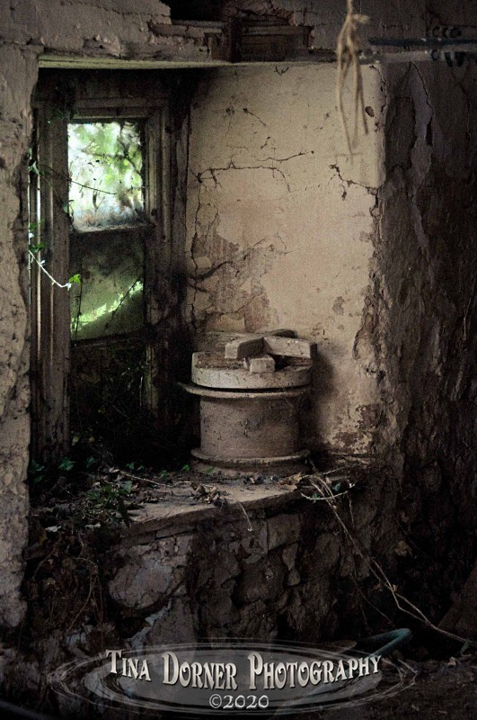 Mill Window Still Life by Tina Dorner Photography, Forest of Dean and Wye Valley, Gloucestershire