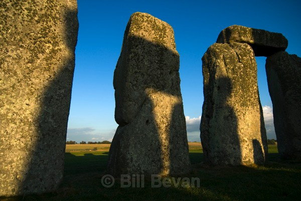 Seven O'Clock Shadow - Stonehenge
