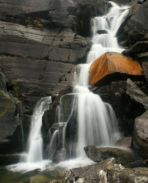 Welsh Waterfall - Travel