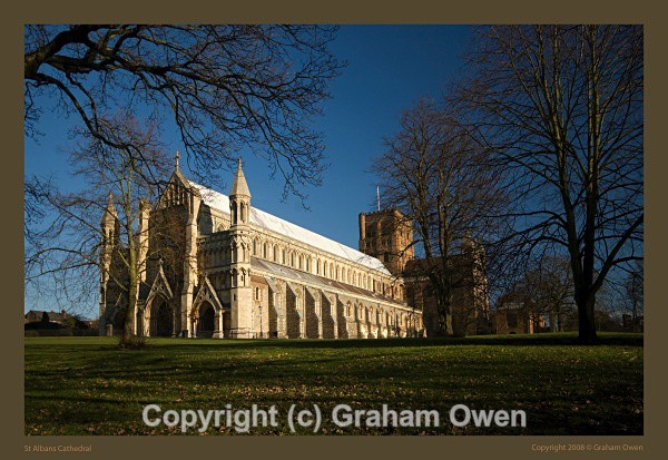 St Albans Cathedral 2 - St Albans