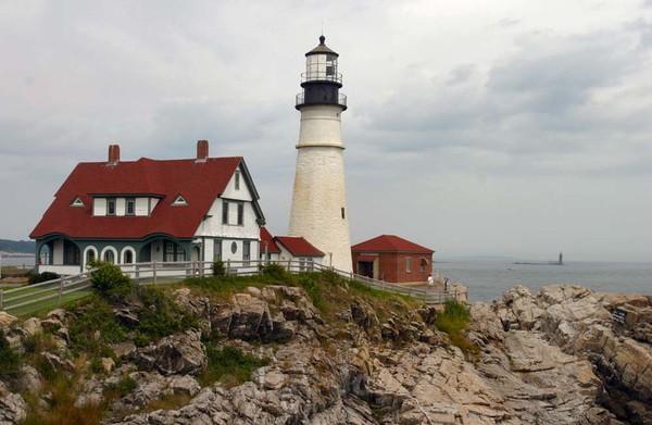Portland Head II - Lighthouses & Maine