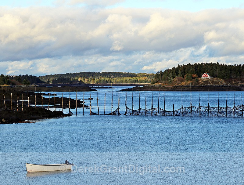 Deer Island Vista New Brunswick Canada - New Brunswick Landscape