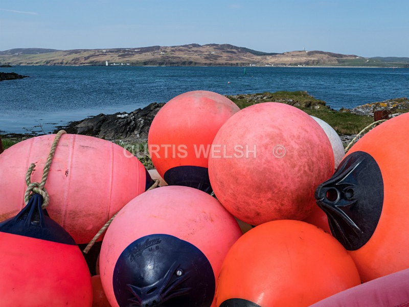 Buoys Port Ellen - WEST of SCOTLAND