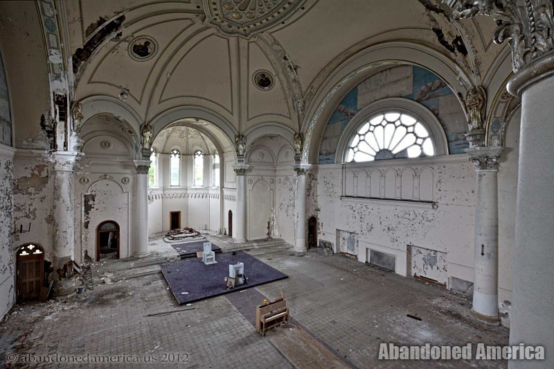 St. Luke's Church*  | Abandoned America