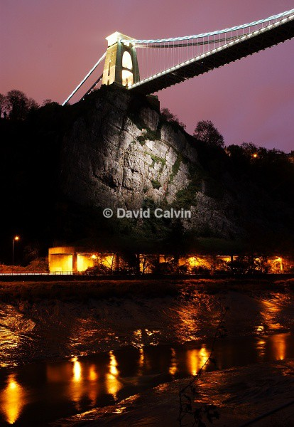 Avon Gorge By Night - Nocturnal