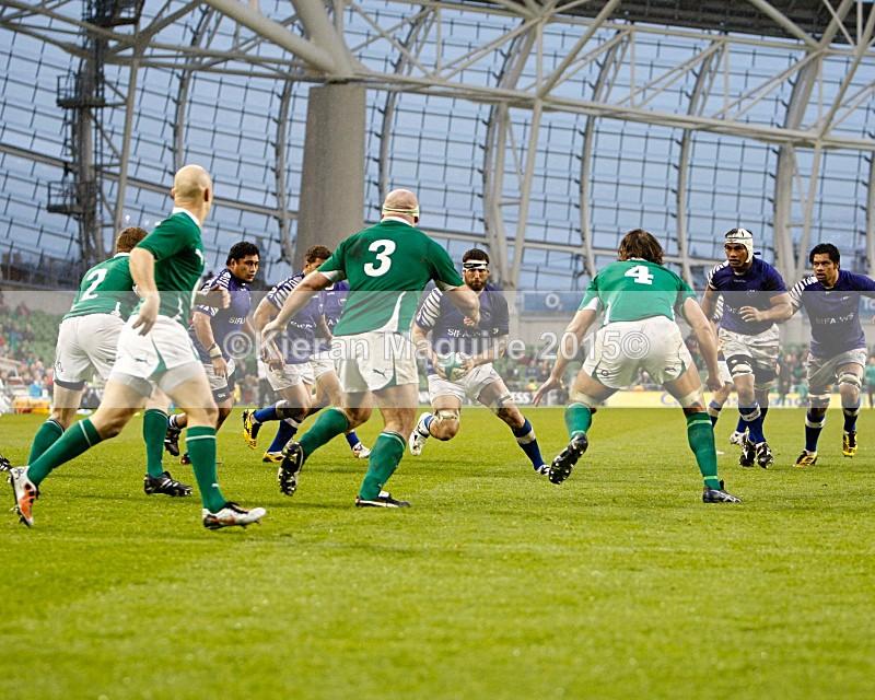 _I2H5991 - Ireland v Samoa - Guinness Series - Aviva Stadium - Dublin - 13/11/2010 Ireland 20 v 10 Samoa