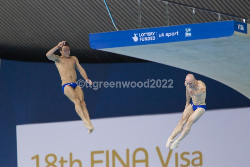 WCD-135 - World Cup Diving