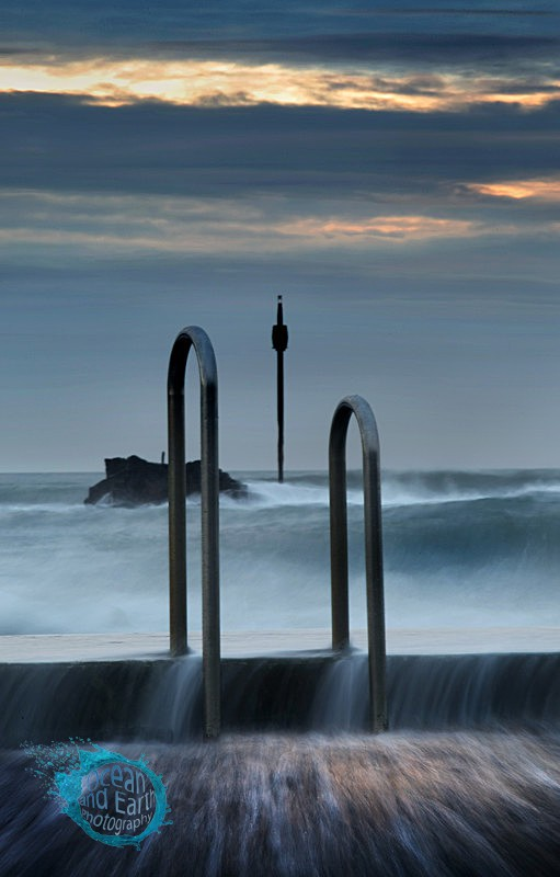 Flow Through - Seascapes