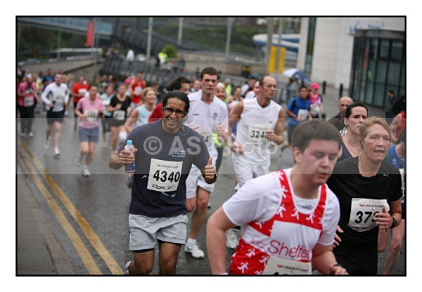 8 - Sheffield 1/2 Marathon