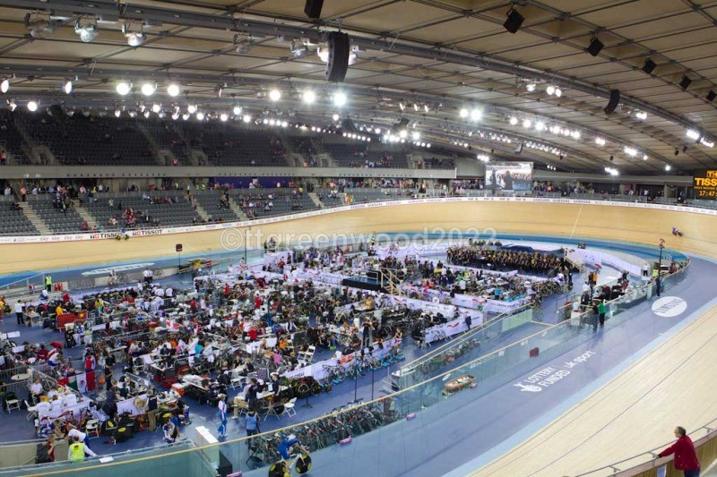 WCC-103 - World Cup Cycling Olympic Velodrome