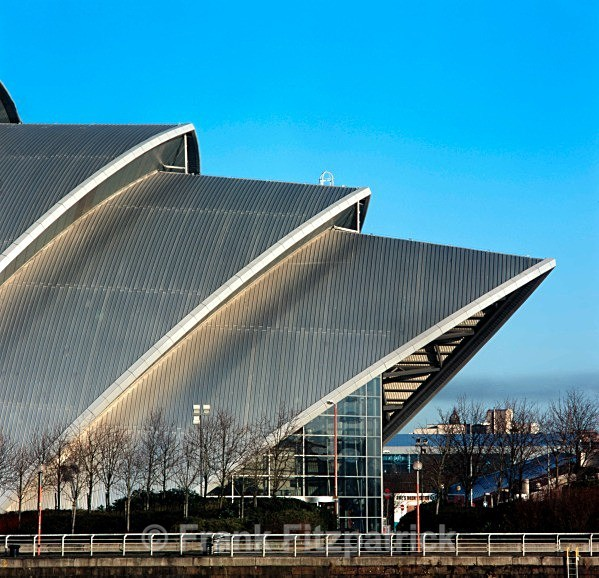 Detail - Scottish Exhibition & Conference Centre, Glasgow, - Glasgow