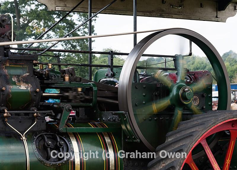 Steam Fair-001 - Bedfordshire Steam and County Fair 2014