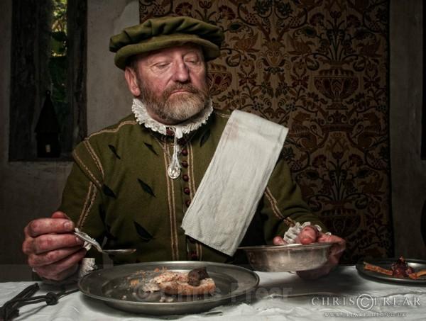 Border Reiver Meal 02 - Living History