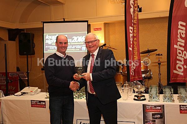 - East Midland Rally Championship Dinner Awards
