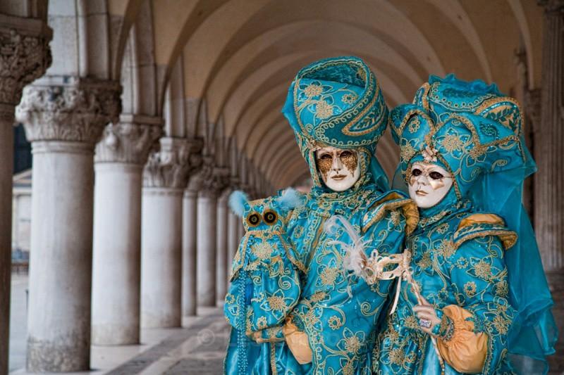 Josy and Marc - Venice