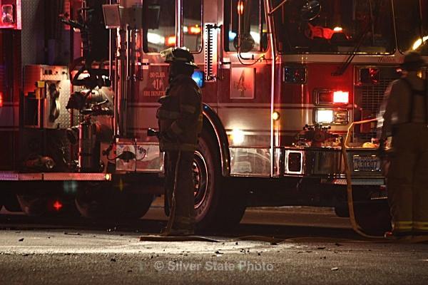 Standing By..... - Fallon/Churchill Fire Department